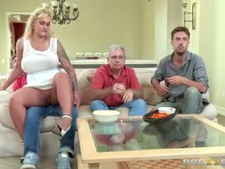 Brazzers - stepmom takes some young jago