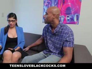 Mia khalifa fucks nagy fekete fasz
