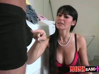 brunetta, cazzo, sesso orale