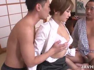 Rakad japanska fittor pounded