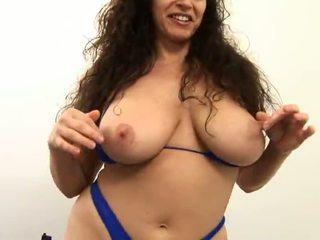 tits, brunette, condom