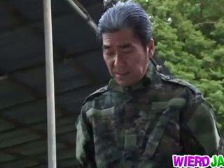 Wierd jepang: jepang milf got tied naik dan tortured telanjang