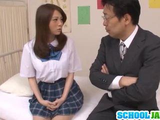 Teenager scolarita rui tsukimoto