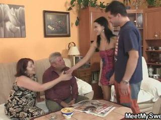 Kaniya gf seduced by bastos parents