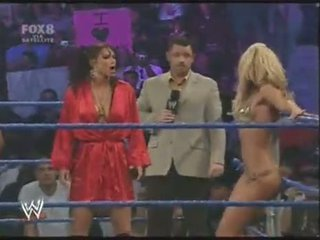 Smackdown Divas Bikini Contest - Video Dailymotion