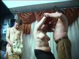 Rosyjskie swinger impreza