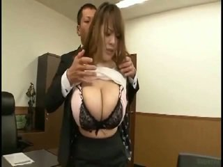 Massive suso hapon gets fondled
