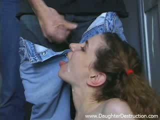 बेटी destruction - dp दृश्य