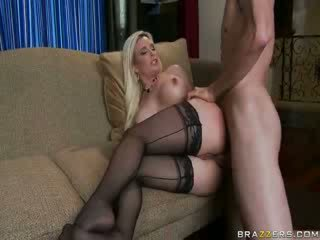 Diamond Foxxx having anal sex