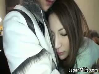 Anri suzuki schön japanisch mieze enjoys part4