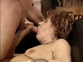 Σκληρό πορνό γερμανικό γιαγιά πορνό