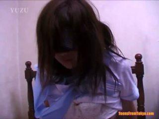 Japonsko najstnice zajebal umazano