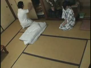 Japoniškas namų šeimininkė masažas šūdas video