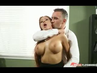 Hot madison ivy railed in the kantor
