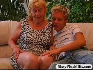 Laska chłopak pieprzenie stary prostytutka