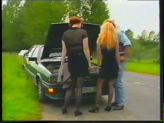 ビンテージ, hdポルノ, ドイツ語