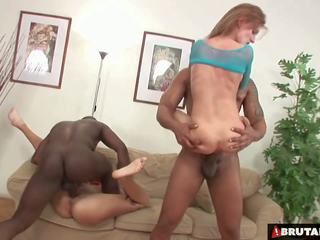Brutalclips - pošast cocks rip oboje ji holes: hd porno bc