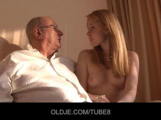 ryšavý, 69, cumshot