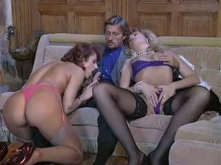 समूह सेक्स, खुशमिजाज आदमी, विंटेज