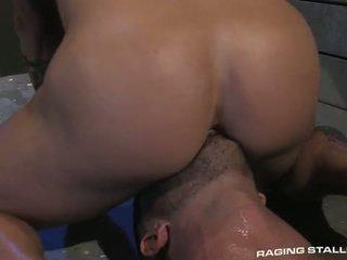 Adam killian & tyler wolf: muscle men knulling
