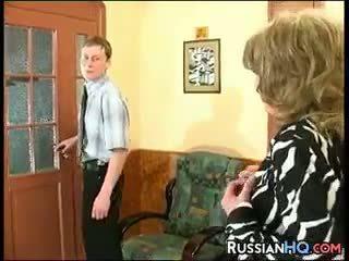 babica, staro + young, russian