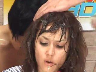 Maria ozawa dökmek announcer