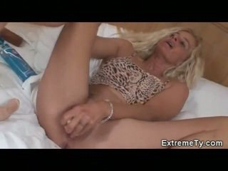 Bizarre pee hole fucking