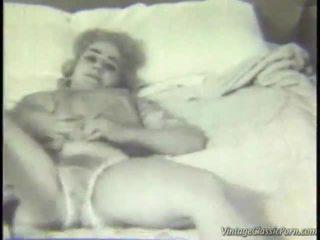 Rétro chambre striptease