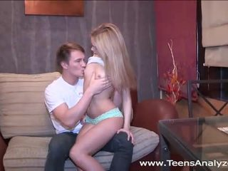 Hot russian teen accepts anal proposal