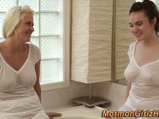 Uiminen mormon lähetyssaarnaaja, vapaa mormons porno 73