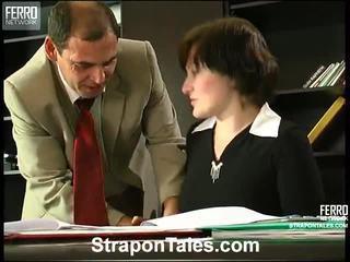 femdom, strapon, segama