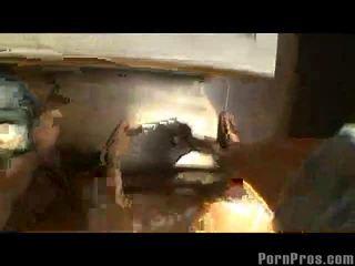 Amatőr szakács faszkiverés barna pointer sisters hatalmas