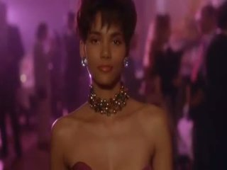 Halle Berry Stricly Business
