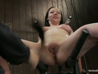 Bust Torture And Toying Funtime In Bound Mov Near Charlotte Vale