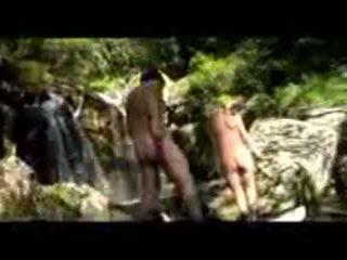Porno al aire libre: bezmaksas hardcore porno video 84