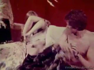 retro porn, vintage sex, retro basseng sex