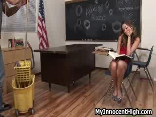nóng khiêu dâm lý tưởng, đầy đủ đại học trực tuyến, cô gái học đại học