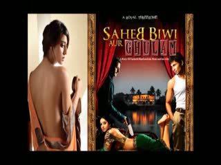 Sahib biwi aur gulam hindi নোংরা audio, পর্ণ 3b