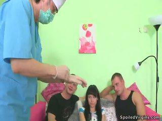 virgins, teen, doctors