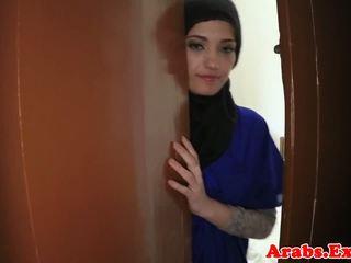 Arab amator beauty pounded pentru numerar, porno 79