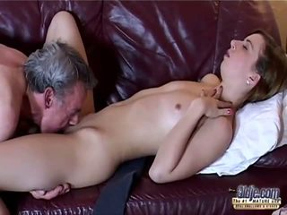 Teen with older man