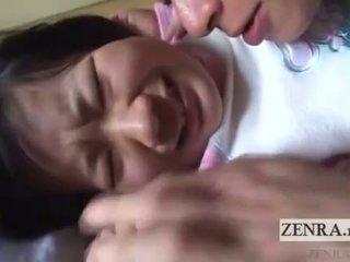 Japonia uczennica licked wszystko przez english subtitles