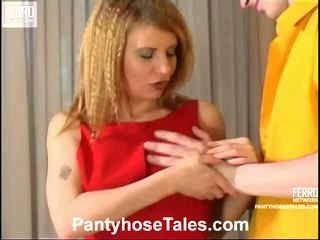 Alice jerome pantyhose giới tính scene1