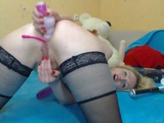 sex toys, gaping, webcams