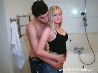 Dalaga lovers sa ang bath