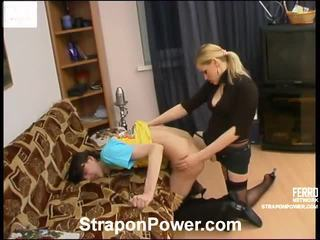 Mix Of Hardcore Sex Movies By Strapon Power