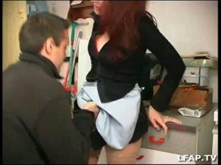 franceză, sex în trei, vechi + young
