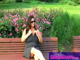 Maria moore - solo sa park bench