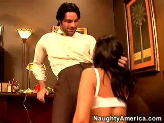 ファック loving ふしだらな女 penny flame receives 彼女の 精液 hole thumped バイ a rock ハード コック