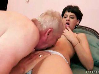 barna, hardcore sex, orális szex